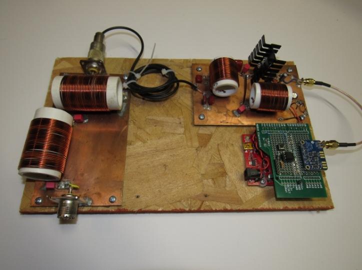 Meter WSPR Beacon Transmitter